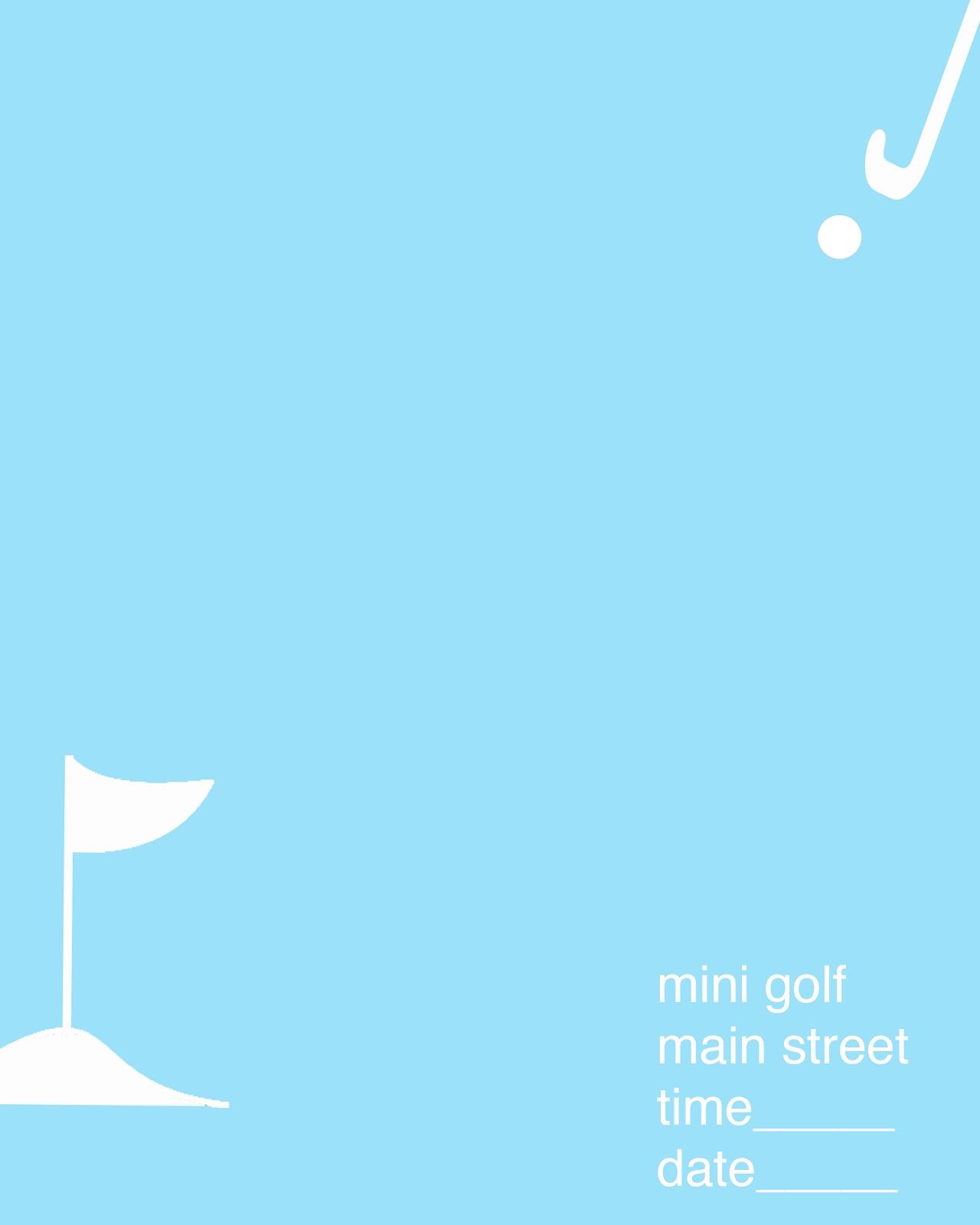 mini golf course design plans grosir baju surabaya