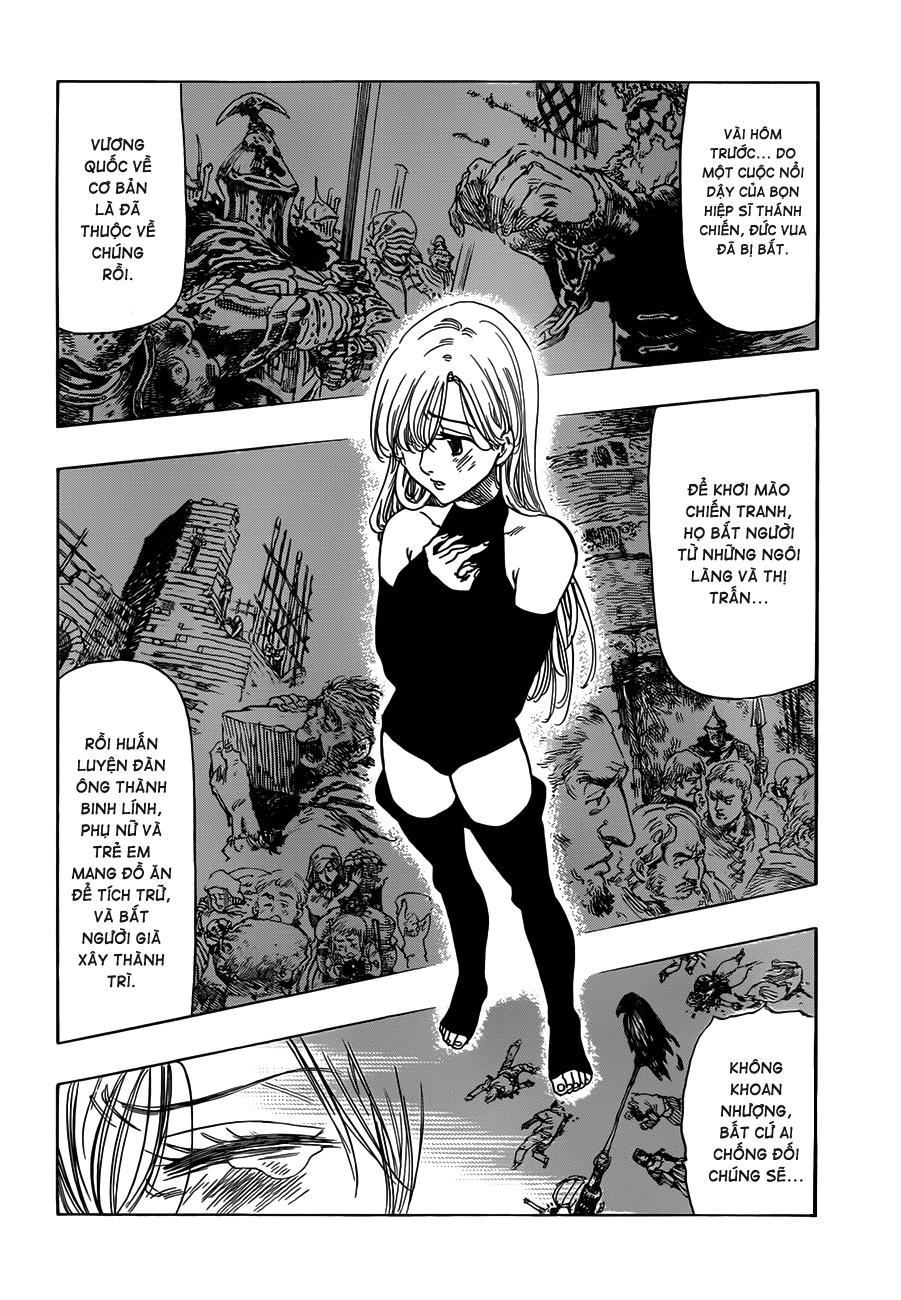 Nanatsu no Taizai - Thất Hình Đại Tội chap 1 page 32 - IZTruyenTranh.com