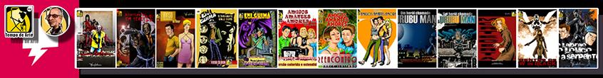 Meus quadrinhos na plataforma social comics, clique na imagem e boa leitura
