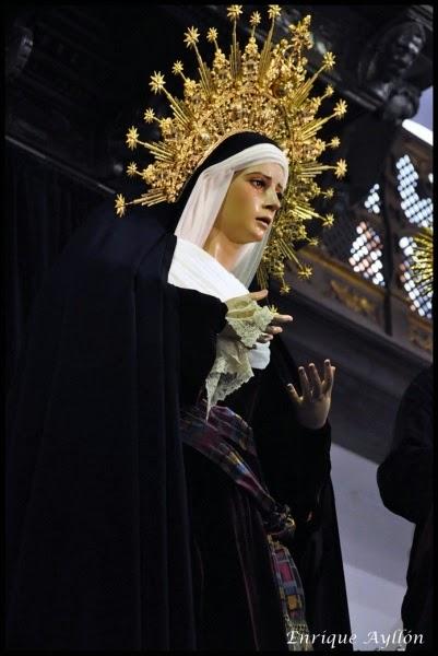 Misterio de Santa Marta Semana santa de Sevilla 2014 Luis Ortega Bru