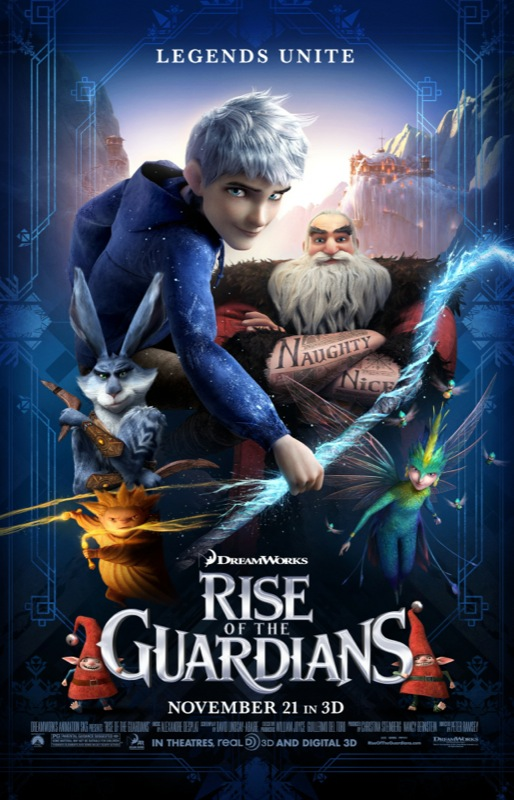 Watch Rise of the Guardians Movie Online Free 2012