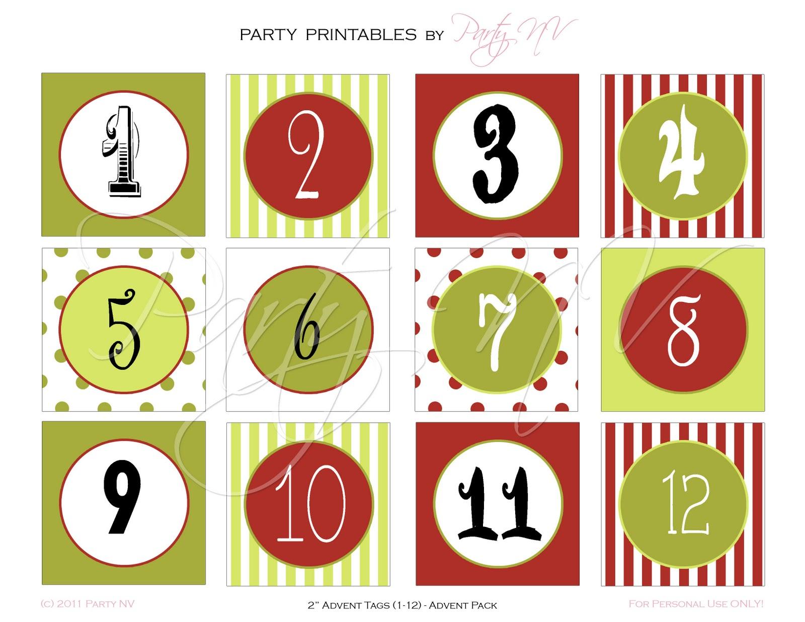 party nv november 2011
