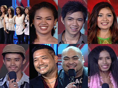 The X Factor Philippines Contestants June 30