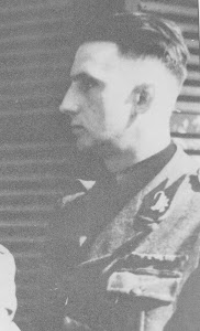 IL TENENTE GIUSEPPE MAZZONI CADUTO A TEGLIO IL 20 APRILE 1945