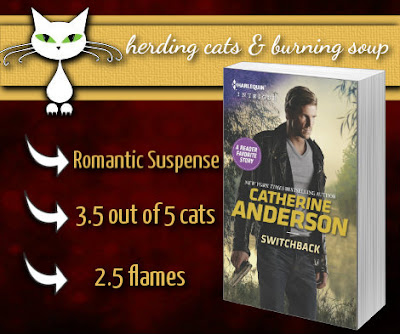 romance, suspense, catherine anderson, books, review