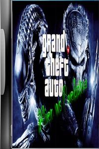 GTA Vice City Alien vs Predator-Cover