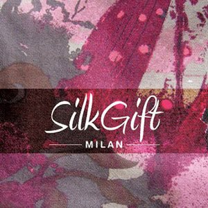 We invite you to visit the Web Site of Silk Gift Milan (Click on logo):