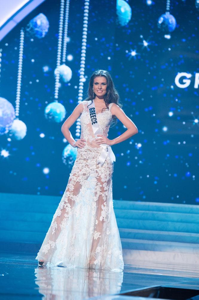 Blogtudojuntoo Miss Universe 2012 Preliminary Evening