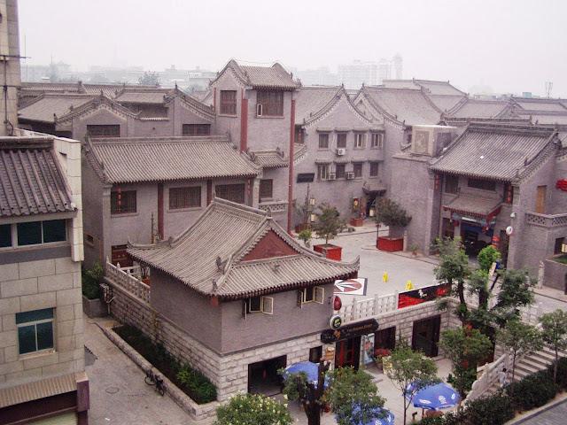 Xian modern houses