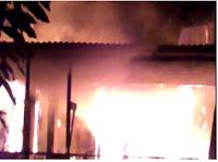 Kebakaran Rumah