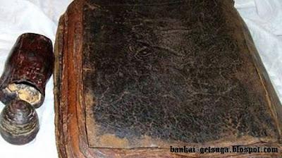 Kitab Injil Yang Asli Telah Ditemukan