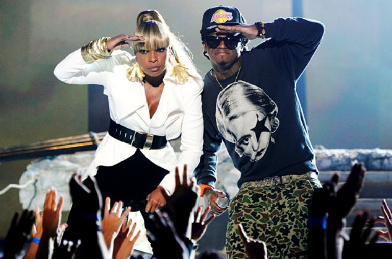 Foto da Mary J. Blige & Lil Wayne