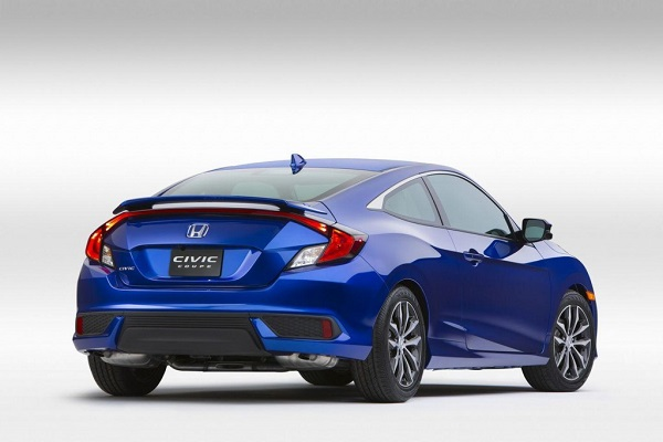 Honda Civic Coupé 2016