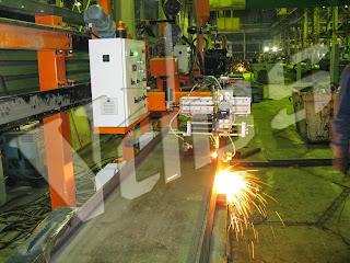 Производственный цикл металлоконструкций фото