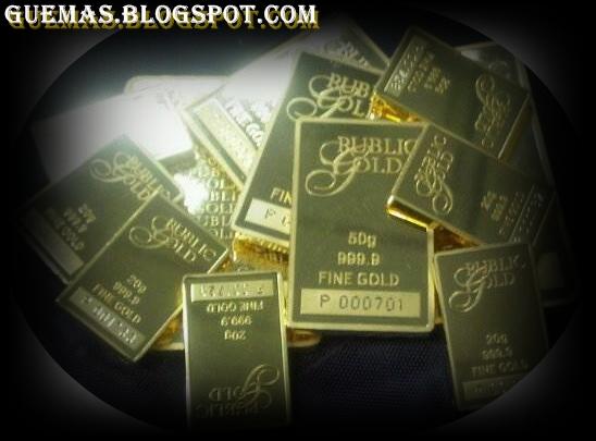 Pelaburan forex emas