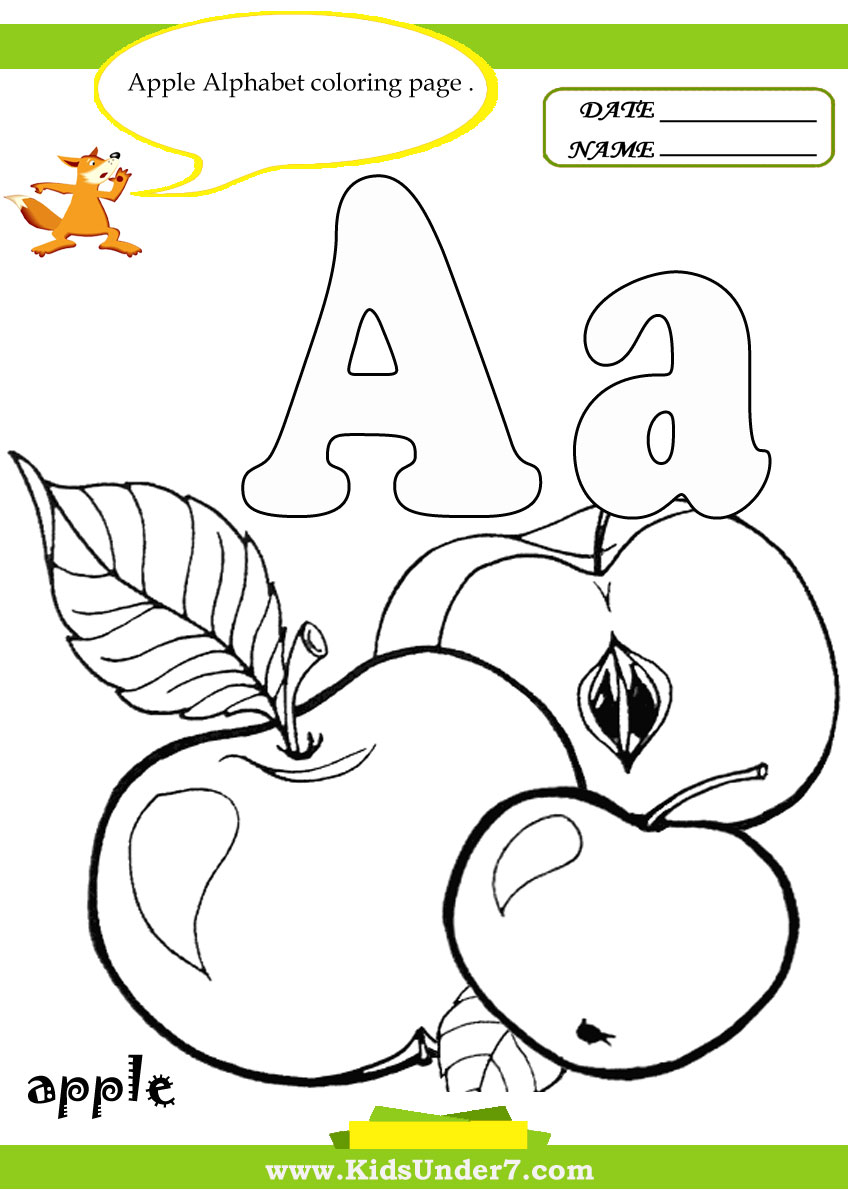 Letter d coloring pages for toddlers - Letter D Letter E Letter F