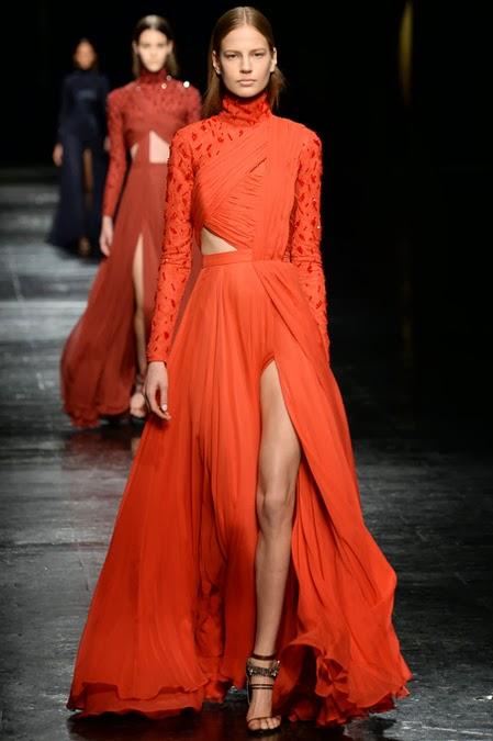 prabal gurung, new york fashion week, nyfw, runway, fashion show
