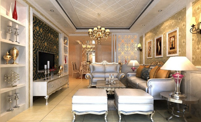 Luxury living room furniture sets ideas furniture design for Luxury living room sofa