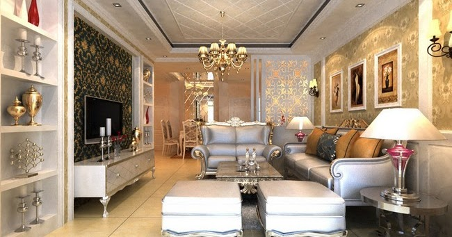 luxury living room furniture sets ideas - Furniture Design Blogmetro