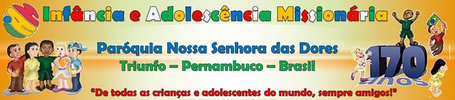 Infância e Adolescência Missionária de Triunfo - PE