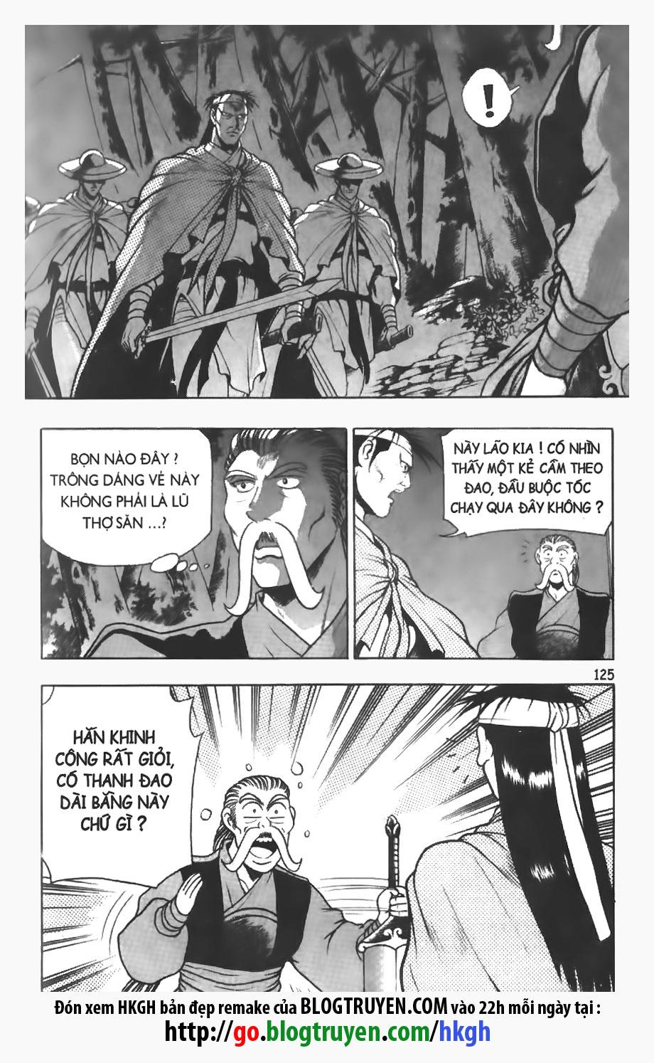 Hiệp Khách Giang Hồ - Hiệp Khách Giang Hồ Chap 101 - Pic 3