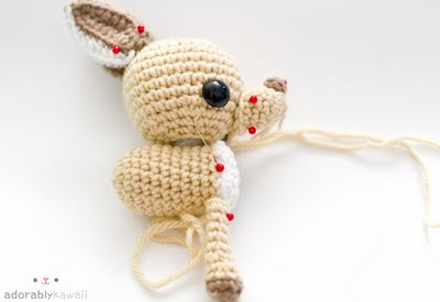 Amigurumi Deer : RE Deer Amigurumi Pattern Request Adorably Kawaii