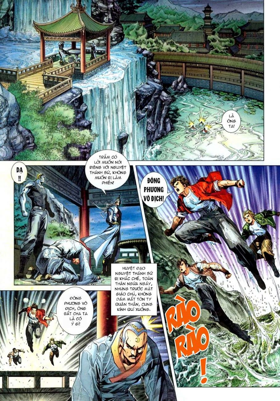 Tân Tác Long Hổ Môn chap 303 - Trang 20