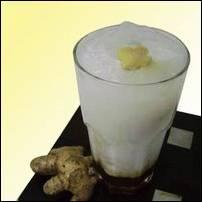 Ginger Ice Milk (Jahe Susu) Recipe | Famous Food