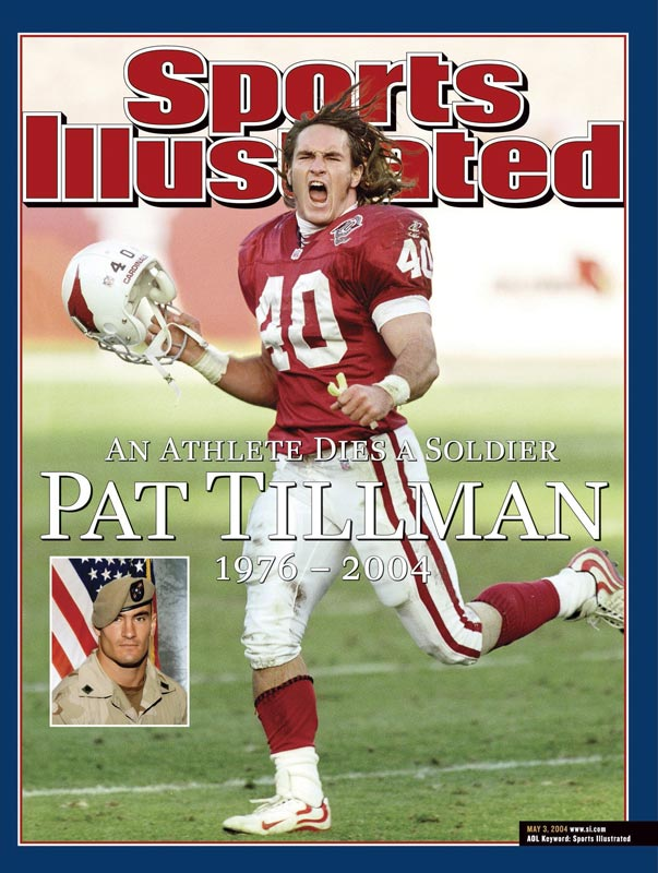 biography of pat tillman essay Founded in 2004, the pat tillman foundation invests in military veterans and their spouses through academic scholarships – building a diverse community of leaders.