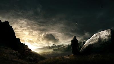 Ночь и мысли
