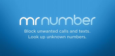 Mr. Number Text, Call & Block