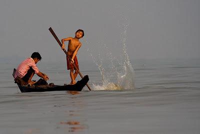 Kompong Luong Cambogia