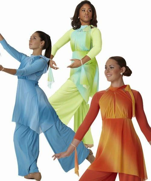 Novo modelo para dança cristã