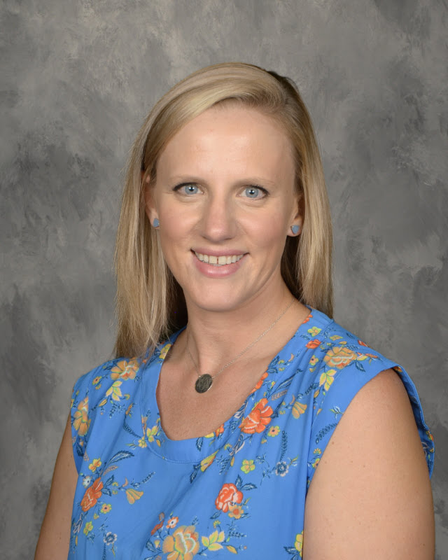 Mrs. Gauthier, Assistant Principal & Athletics Director