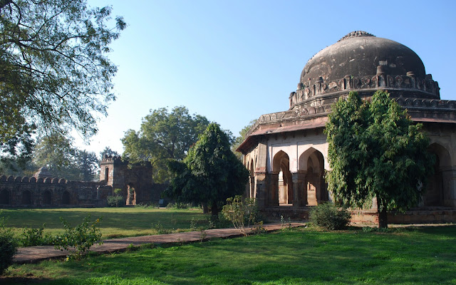 Sikandar Lodi's Tomb in New Delhi
