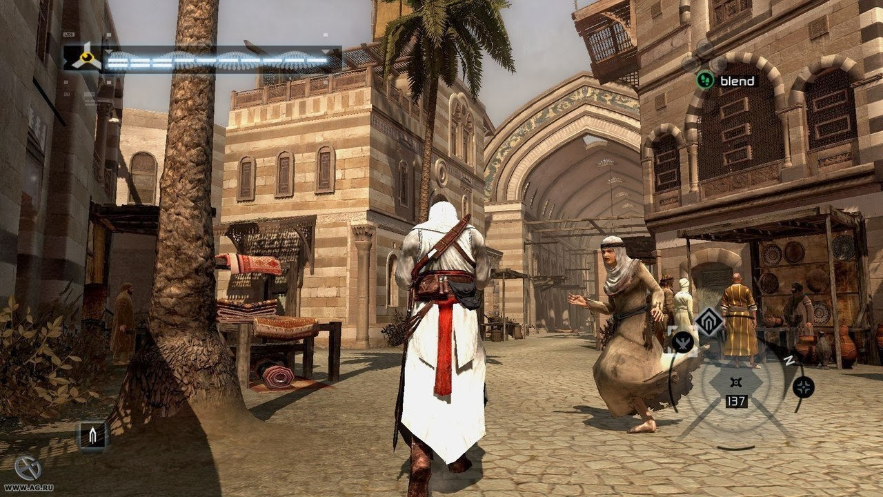 Assassin's Creed: Murderous Edition 2012 RePack PC Games Free Download