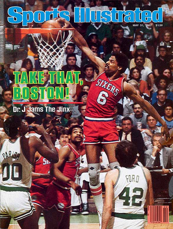 May 23 1982 The 76ers Win Game 7 Of Eastern Conference Finals