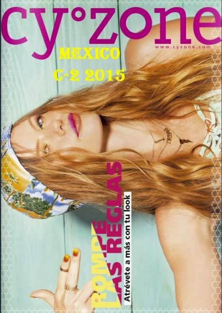 Catalogo Cyzone Campaña 2 2015 MX