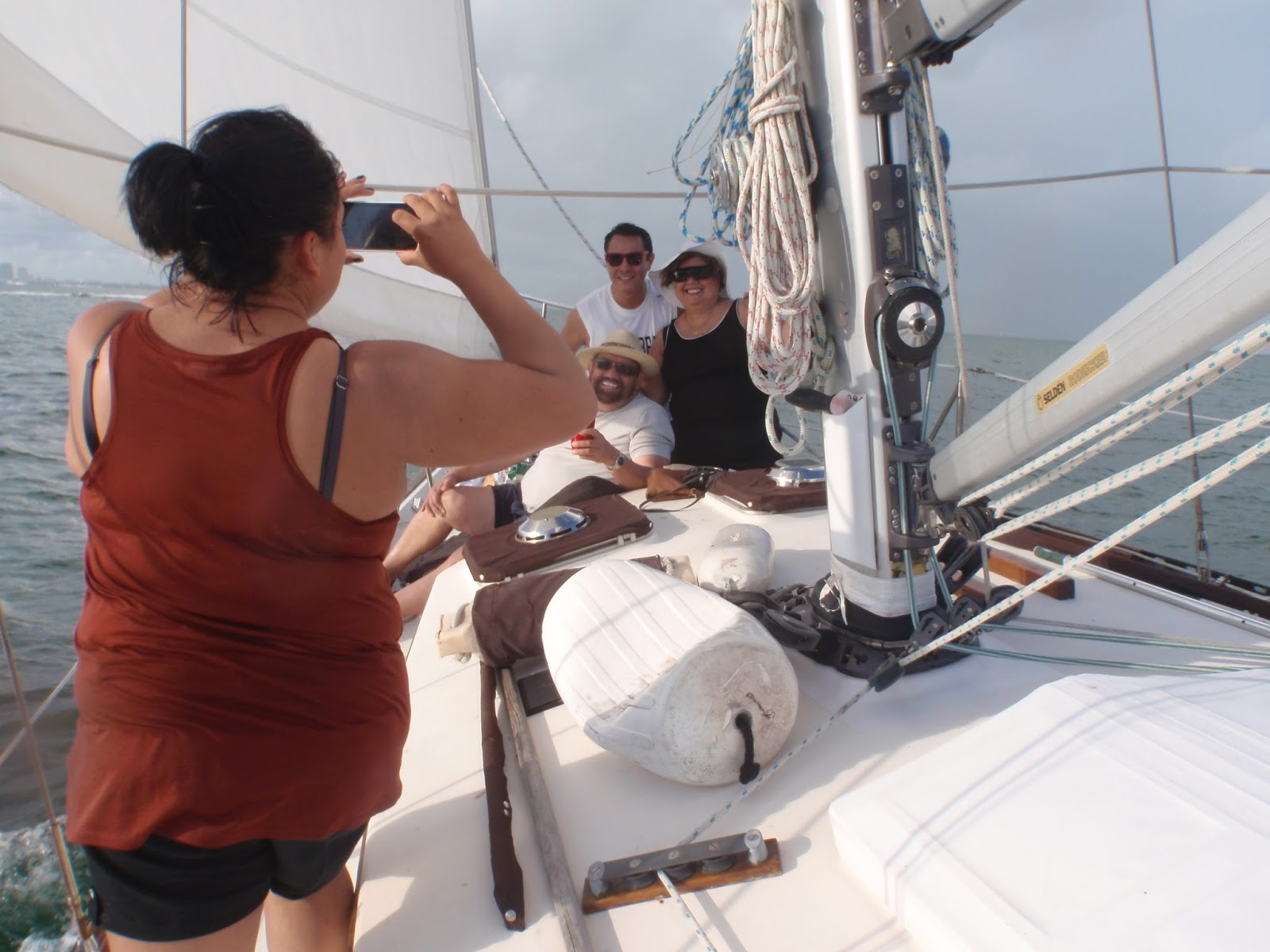 my memorable sailing experiences with my family