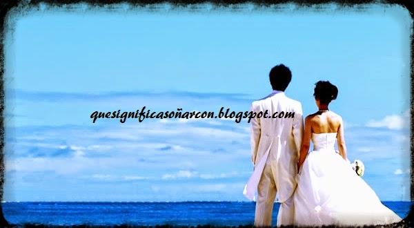Matrimonio Que Significa : Que significa soÑar con matrimonio