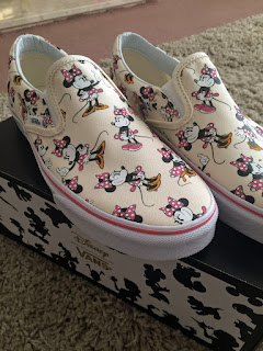 Disney Minnie Mouse Vans