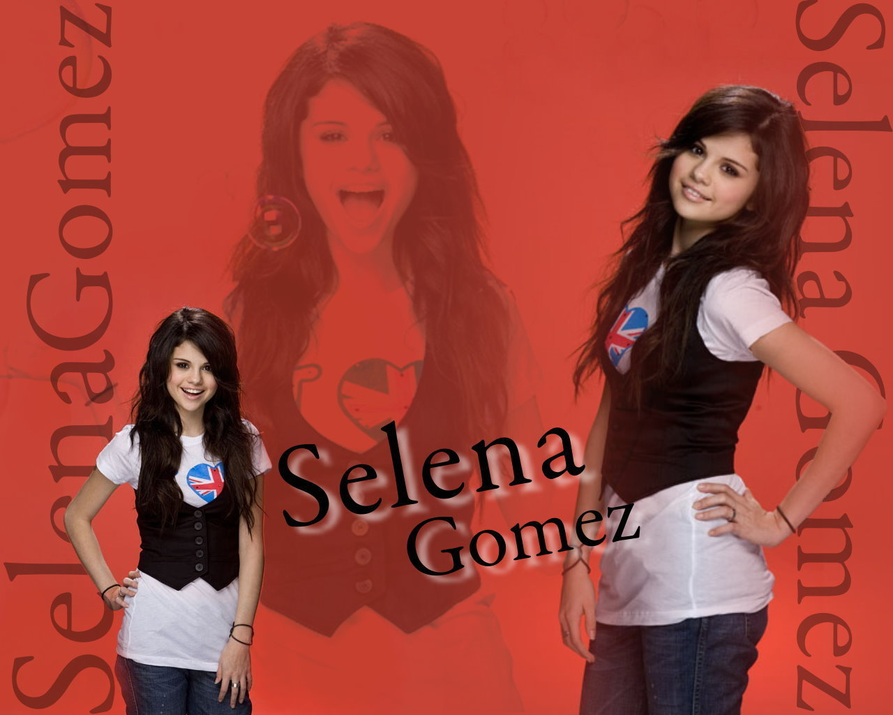 selena gomez wallpaper