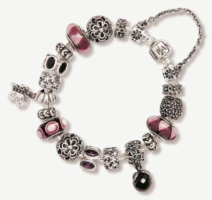 pulseiras life berloques  semi jóia  / imagem retirada da internet