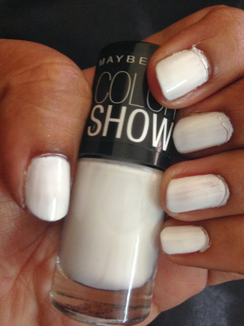 Maybelline Color Show ~ Porcelain Party