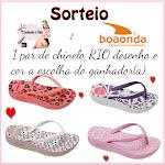 Sorteio no Tricotando a Vida em parceria com a Boaonda ate 10/02