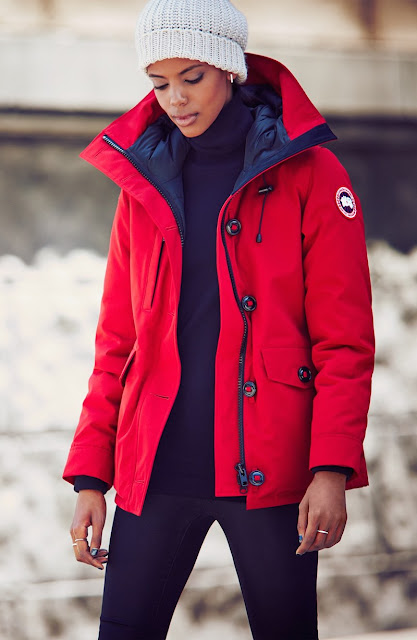 Canada Goose' outlet sale 2015