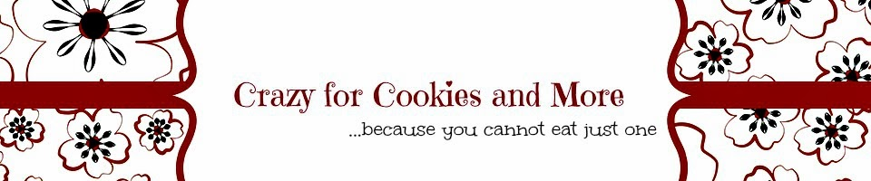 Crazy for Cookies and more