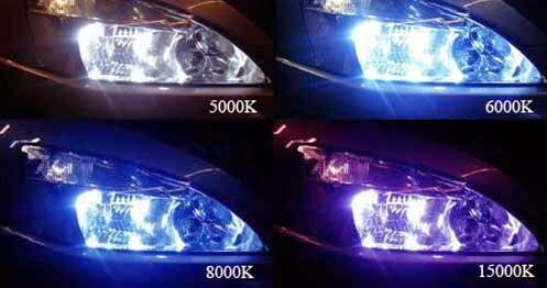Bi Xenon hid kit - MaxAutos