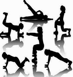exercise, aerobics , Fitness , Weightloss