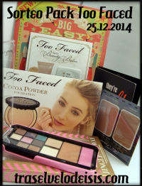 Sorteo Too Faced Brown Sunday